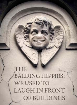 the balding hippies